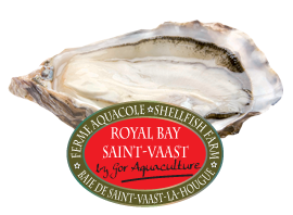 Huître La Royal Bay®